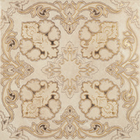 DECOR CARPET LOUVRE CREMA MF 60x60